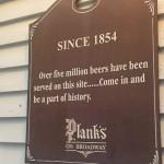 Plank's on Broadway
